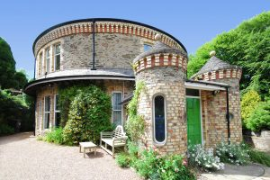 The Round House in Ilfracombe